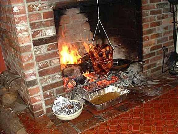 String roasted holiday turkey
